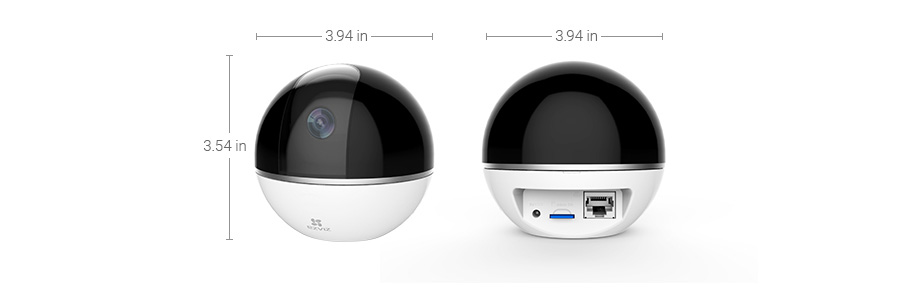 mini 360 plus - dimension
